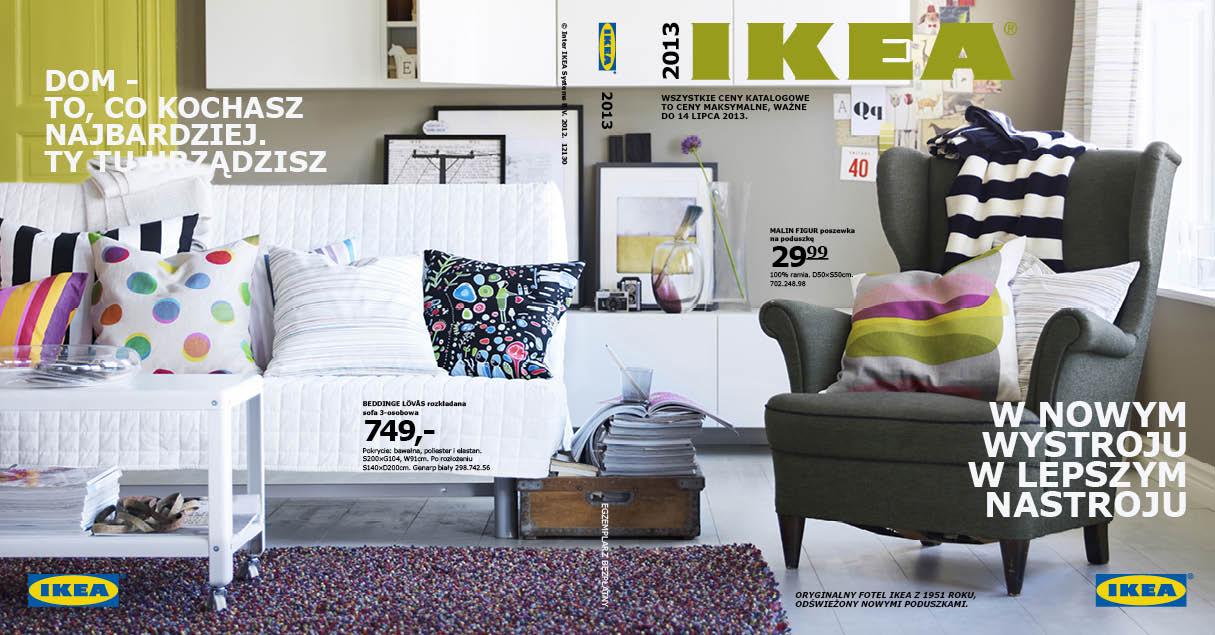 nowy katalog ikea trafi do prawie 5 mln dom w nowa mobilna aplikacja ikea. Black Bedroom Furniture Sets. Home Design Ideas