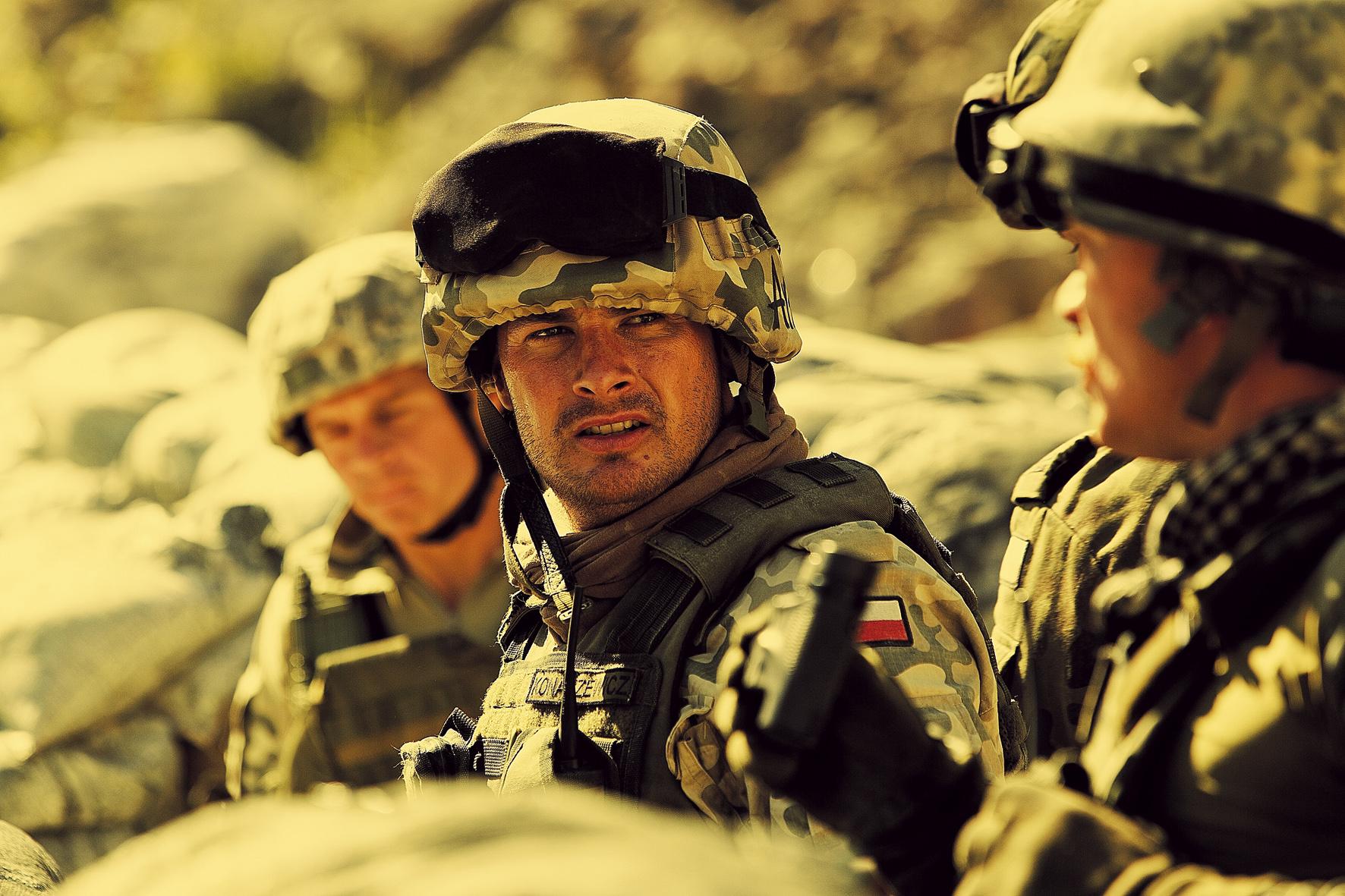 Misja Afganistan na Święta w 3D - serial, Canal Plus