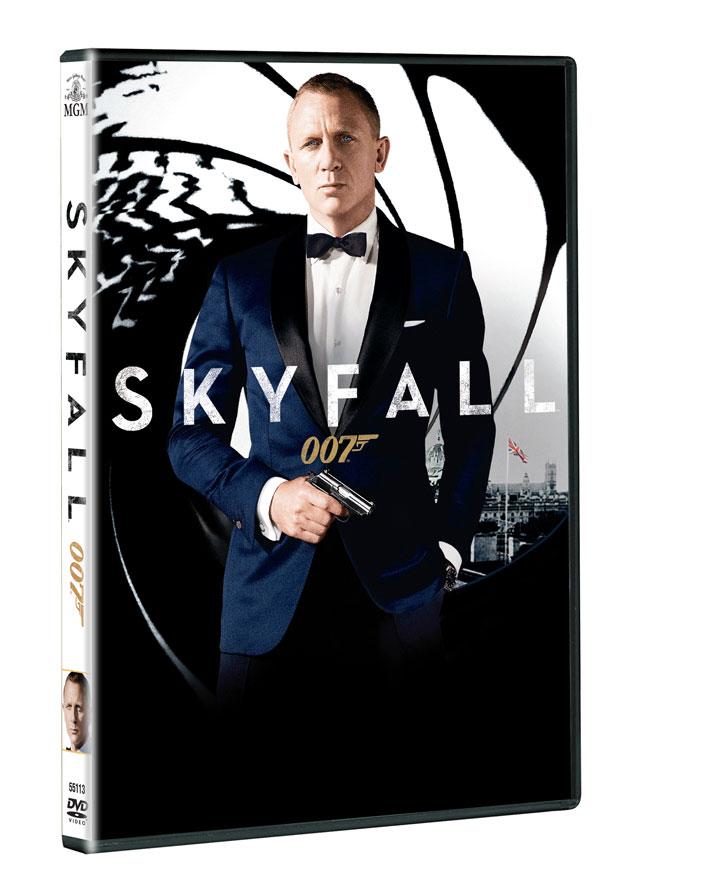 Skyfall / Sam Mendes, Réal. | Mendes, Sam. Monteur