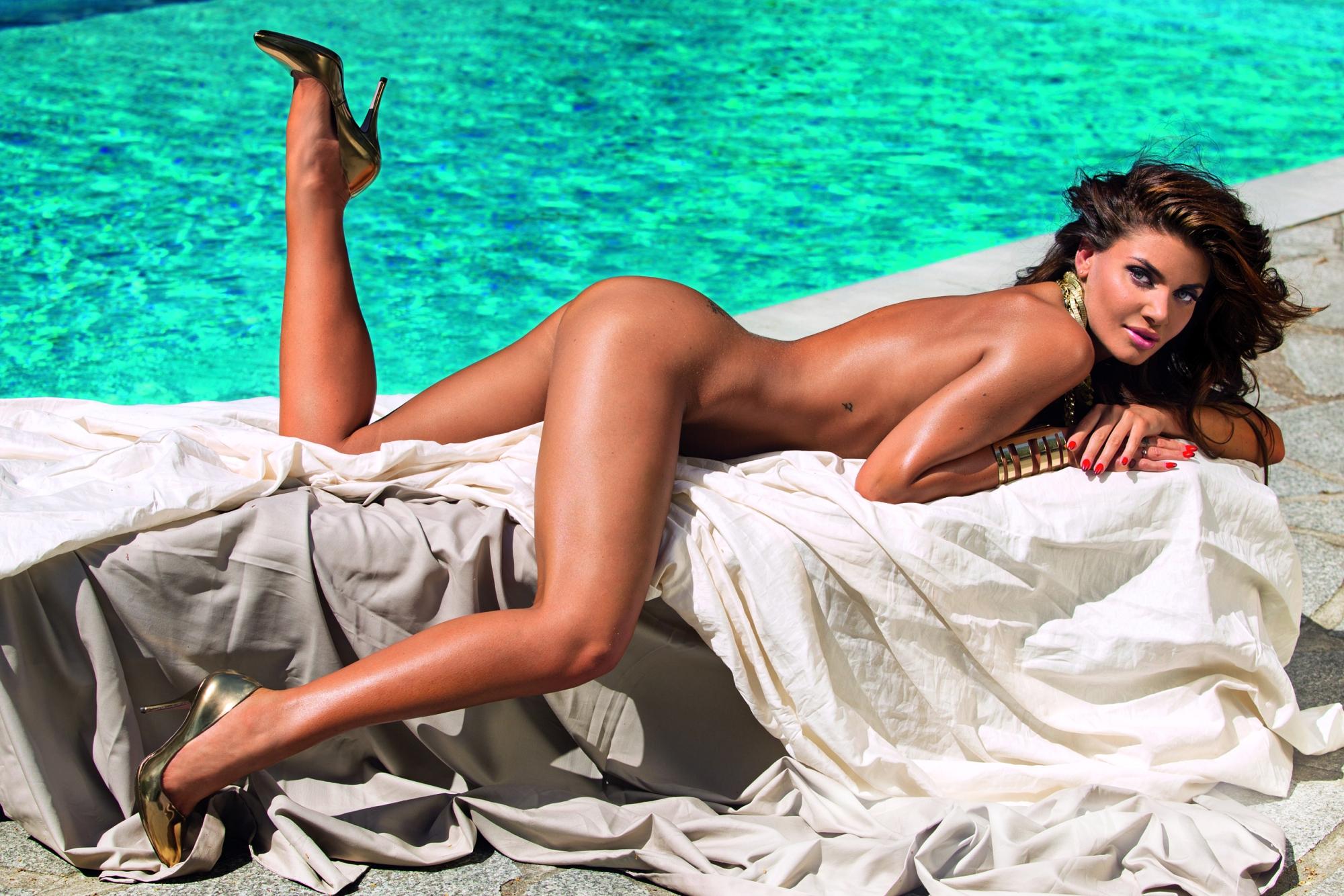 Wodzianka Rozbiera Si Dla Playboya Fotografuje Kuba Wojew Dzki