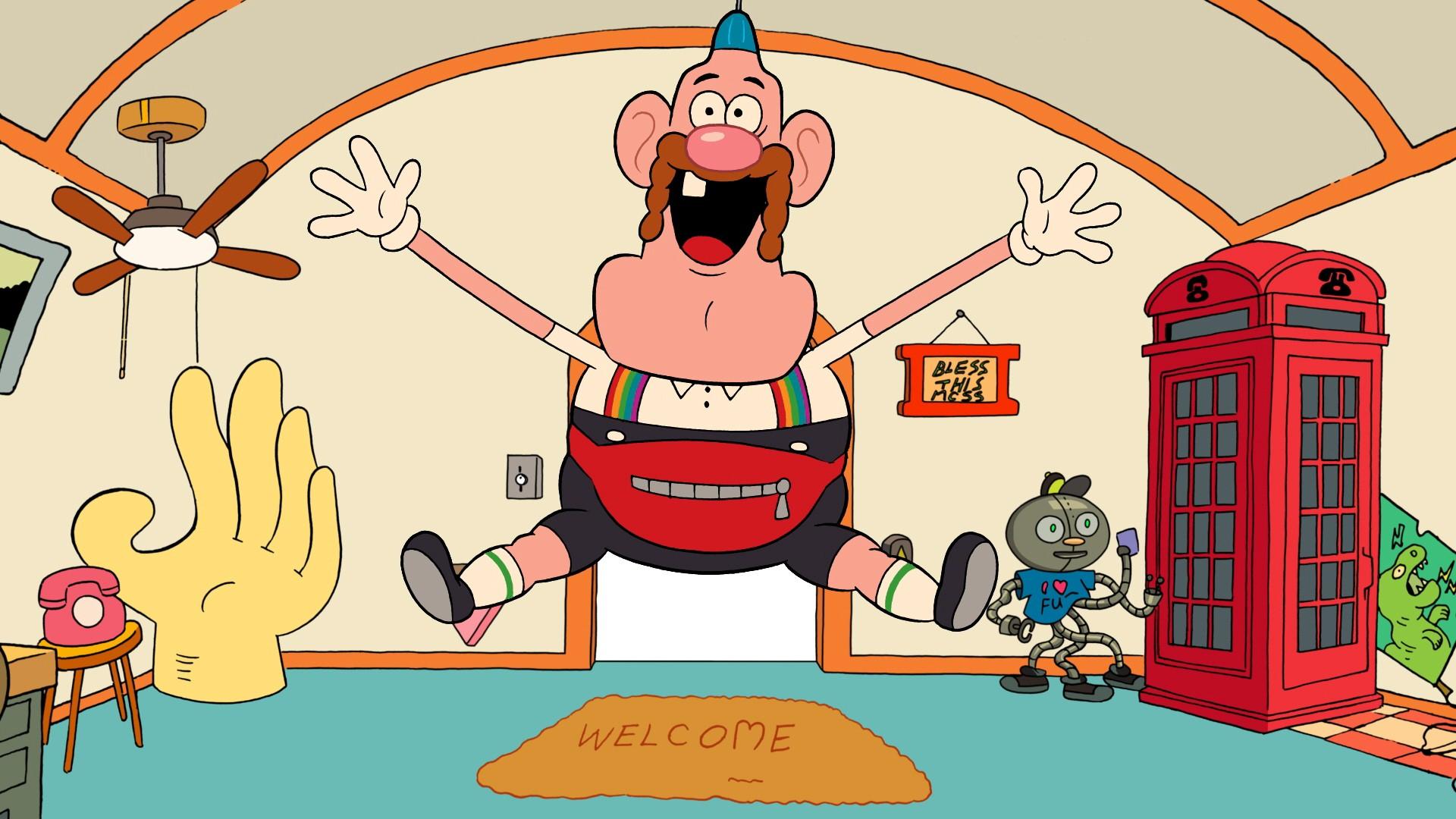 Quot Wujcio Dobra Rada Quot Nowa Kresk 243 Wka Cartoon Network Wideo Cartoon Network Media2 Pl