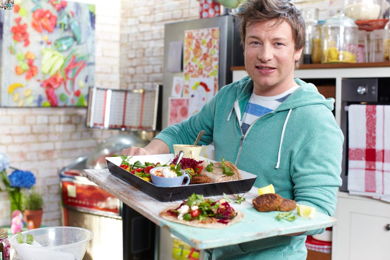 Urodziny Jamiego Olivera Specjalna Ramowka Kanalu Kuchnia Jamie Oliver Kuchnia Plus Media2 Pl