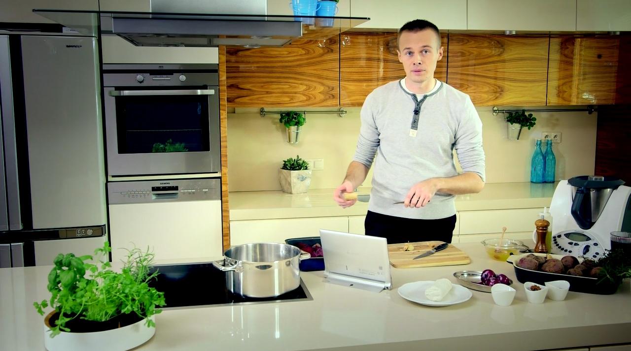 Dwoch Top Chefow W Jednym Programie Kulinarnym Na Youtube Wideo