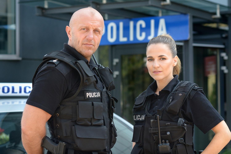 Policjantki I Policjanci I Sprawiedliwi Wydział Kryminalny Z