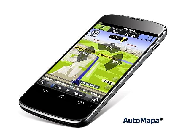 AutoMapa - Android
