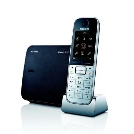 nowe telefony stacjonarne gigaset telefon stacjonarny gigaset. Black Bedroom Furniture Sets. Home Design Ideas