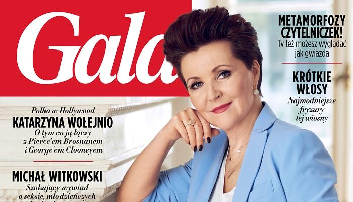 Jolanta Kwaśniewska Wiadomości Media2pl