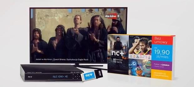 Nc Plus Na Karte.Platforma Nc Promuje Telewizje Bez Umowy Wideo Nc Na