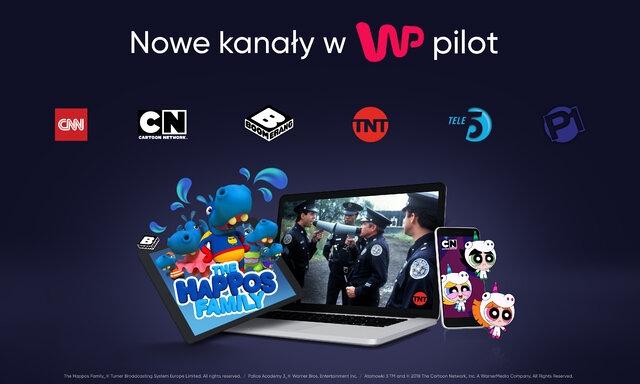 Nowe kanały w WP Pilot