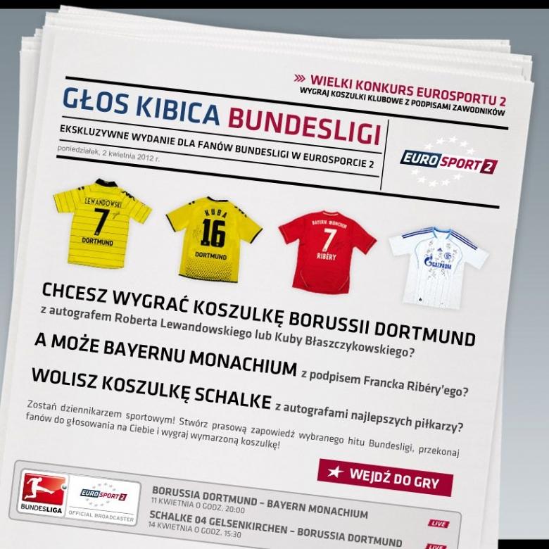 c2bfe967d Do wygrania są koszulki z autografami Roberta Lewandowskiego, Kuby  Błaszczykowskiego, Francka Ribéry'ego oraz zawodników ...