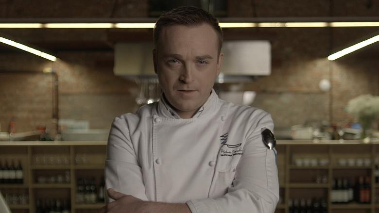 Mateusz Gessler W Reality Show Polsatu Hells Kitchen