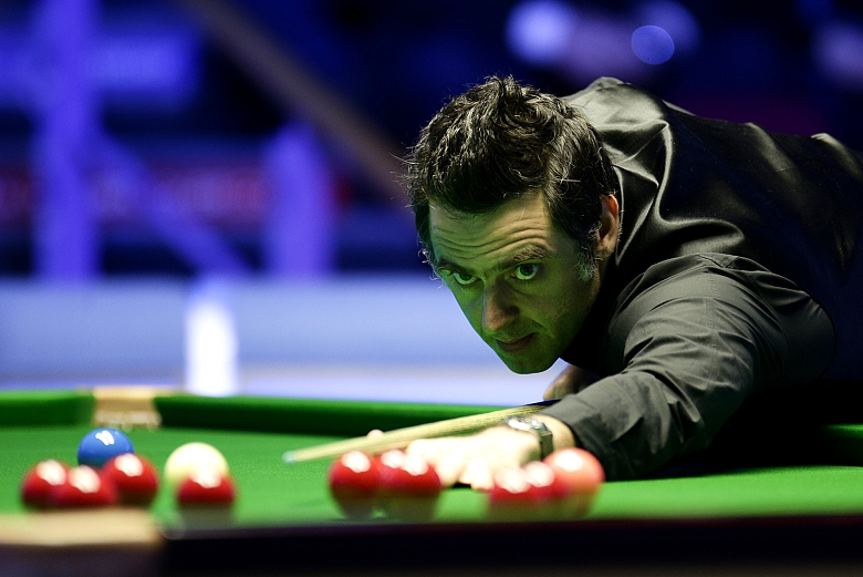 Ronnie O`Sullivan / fot. Eurosport / Getty Images