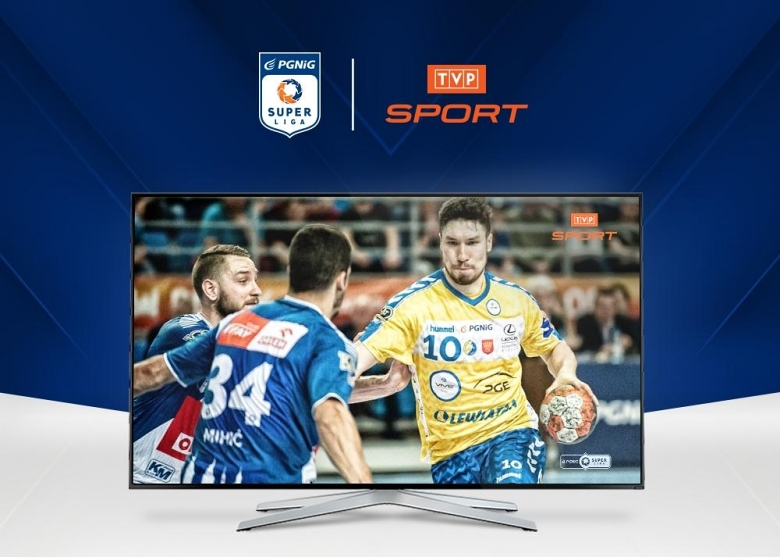 Superliga w TVP Sport / Fot. Superliga