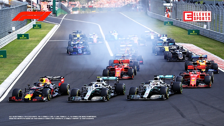 F1 w Eleven Sports / fot. Getty Images