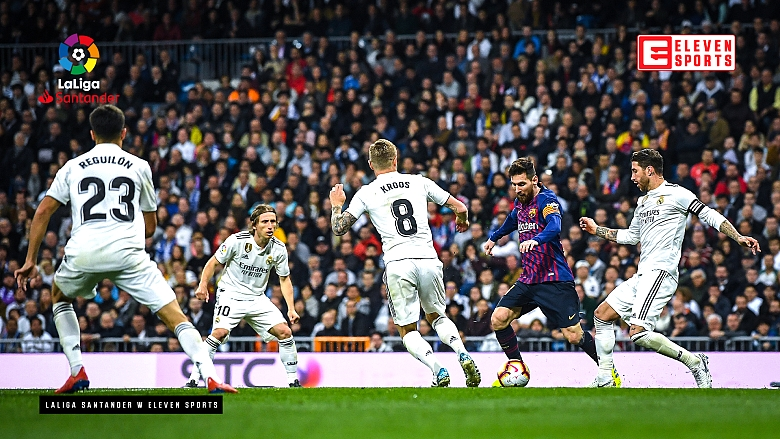 LaLiga w Eleven Sports / fot. Getty Images