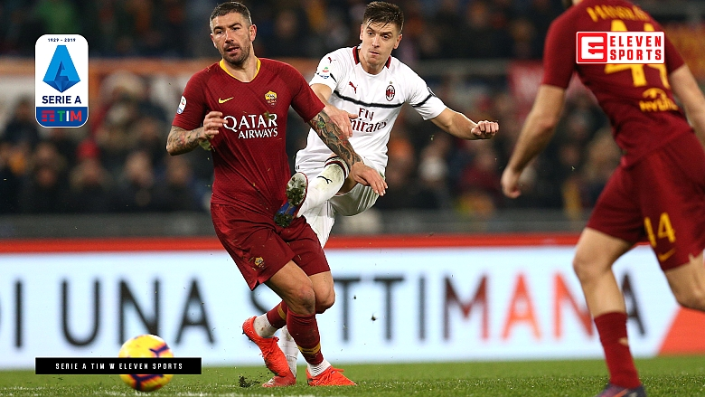 Serie A w Eleven Sports / fot. Getty Images