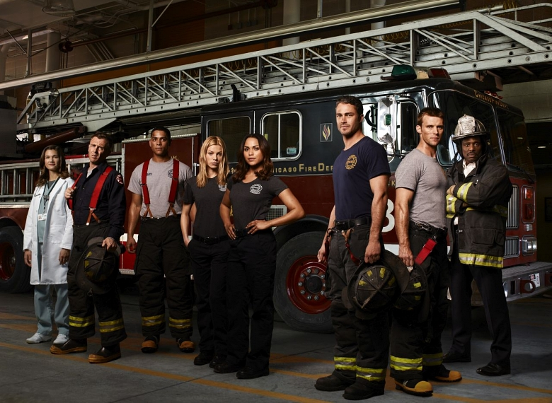 "Serial ""Chicago Fire"" / © 2012 OPEN 4 BUSINESS PRODUCTIONS LLC. All Rights Reserved"