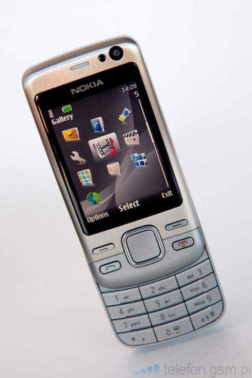 Test telefonu: Nokia 6600i slide